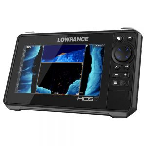 lowrance eholots hds 7 vile with active imaging