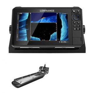lowrance 9 live active imagung eholotes
